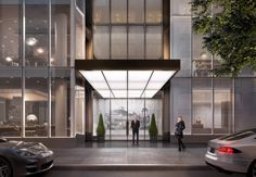 highrise canopy entrance - Google Search