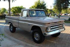1965 Chevrolet 4X4