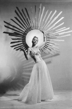 "wehadfacesthen: "" Helen Bennett wearing an evening dress by Lucien Lelong in a 1938 photo by Andre Durst for Vogue """