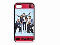 Apple iPhone Case Cool One Direction Style  For by AmbuRadol, $15.50