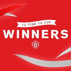 #WeAreUnited are we've won the Cup!