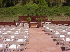 Ceremony at Hyde Park  #newmexicostatepark