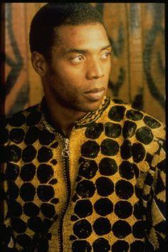 Femi Kuti,the big brother Seun Kuti,and oldest son of the late great funk and afrobeat musician Fela Kuti.