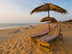 The main tourist areas are the found on the coastline where you will find the most activity, with less the more inland you venture. Goa Tourism....!!!