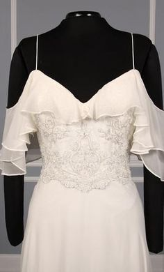 Christos Mabel T359: buy this dress for a fraction of the salon price on PreOwnedWeddingDresses.com