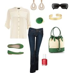 Cute Casual Outfits | Very cute casual outfit.