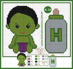 http://www.delicadocantinho.com.br/2016/05/grafico-ponto-cruz-hulk-baby.html