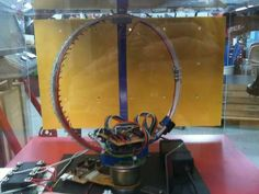 Arduino based Rotating POV Globe - Hacked Gadgets – DIY Tech Blog