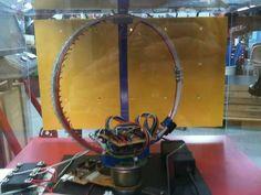 Arduino based Rotating POV Globe - Hacked Gadgets – DIY Tech Blog