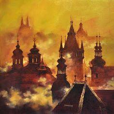 Praha, by Vsetecka