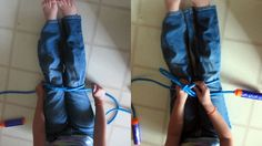 Teach Your Kid How to Tie Shoelaces with a Jump Rope, and Rhyme to Help Out