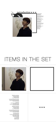 """- intro ; jeon jungkook"" by softsounds ❤ liked on Polyvore featuring art and softroleplay"