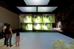 Venice Biennale 2012: The Four Seasons. Made in Italy by Adriano Olivetti in the Green Economy / Italy Pavilion