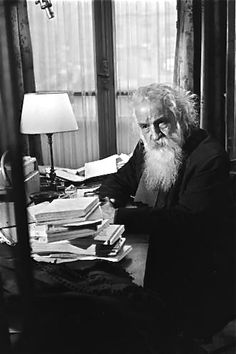 Gaston Bachelard  photographer unknown