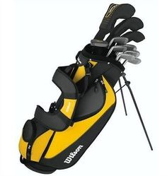 Wilson Golf Ultra Package Set - Men's Complete Set  w/bag - Right Handed Clubs!