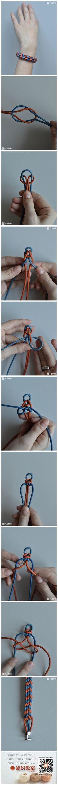fonat braid/ knot