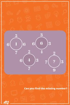 Click on the pin for finding the solution and discovering more fun and challenging math riddles & games!🥳 Math Riddles With Answers, Riddles To Solve, Brain Training Games, Brain Games, Riddle Games, Concentration Games, Learning Ability, Magic Squares, Logic Games
