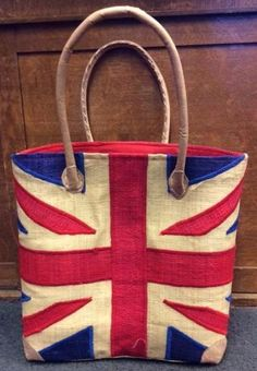 Handcrafted on the Island of Madagascar, made by local artisans. Comes in Canadian, American and the Union Jack