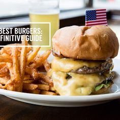 From the perfect diner burger to a Juicy Lucy that does Minnesota proud - NYC's best burgers
