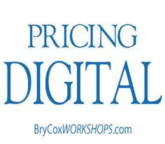 Pricing Digital Files  5 Reasons Digital Files should Cost More than Photographs