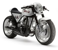 Roger Goldammer Combines Knowledge, Passion and Parts in Cool Custom Cycles.