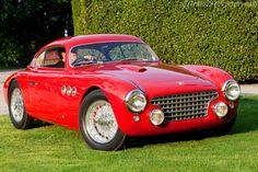 1950 ABARTH FIAT 205 V8 BERLINETTA - coachwork by Carrozzeria Alfredo Vignale of Turin.
