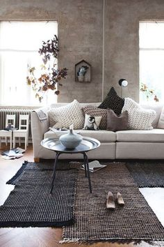 """Layered Rugs 