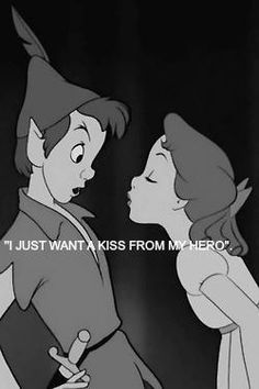 Peter Pan Quote might use in my wedding vows :)