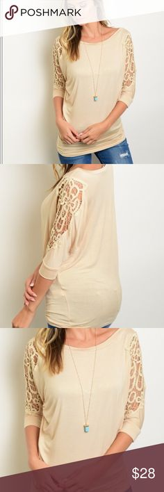 3 S Top-Soft/Smooth/Sexy! Long sleeved. Long sleeved 95% Rayon, 5% Spandex Tops