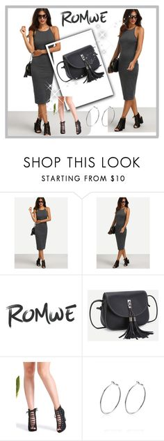 """""""Romwe 1/10"""" by mersy-123 ❤ liked on Polyvore"""
