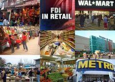 BJP opposes FDI?