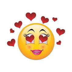 caritas enamoradas animadas con corazon emotions pinterest