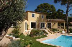 Maison en Provence - Détail du plan de Maison en Provence | Faire construire sa…