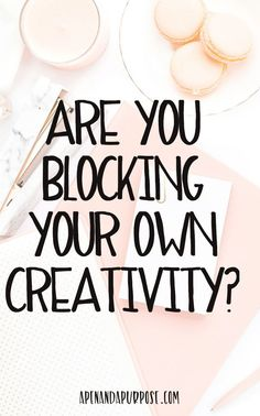 Do you have a creative block? Do you believe you don't have the ability to be creative? I think you are wrong. I think you are getting in your own way! Learn how to change your thinking and become more creative Creative Arts Therapy, Art Therapy, Creative Skills, How To Be Creative, Craft Business, Creative Business, Business Meme, Artist Problems, Boost Creativity
