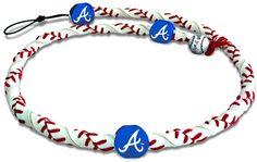 Atlanta Braves Frozen Rope Necklace
