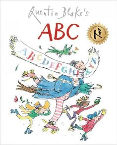 Quentin Blake's hilarious illustrations coupled with a rhyming alphabet makes ABC as easy as 1, 2, 3! 'A is for Apples, some green and some red B is for Breakfast we're having in bed.' With a simple r