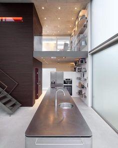 "318 Likes, 1 Comments - The Book of Decor (@bookofdecor) on Instagram: ""Rieteiland House by Hans van Heeswijk Architects #fineinteriors #interiors #interiordesign…"""