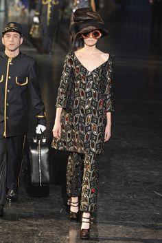 Louis Vuitton RTW Fall 2012 #pfw