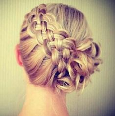 Wedding hair!!!!