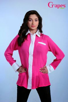 Grapes Summer Shirts Collection 2014| Colorful And Stylish Shirts For Western Girls