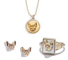 French Bulldog accessories from Madewell.