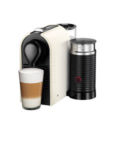 Nespresson - white Breville UMilk with integrated Aeroccino