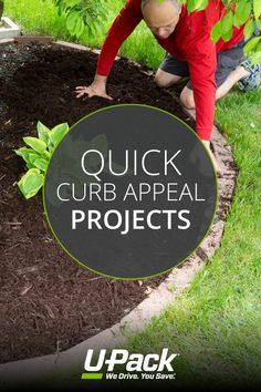 1000 images about curb appeal on pinterest curb appeal for Quik curb