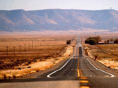 Drive on Route 66 (Illinois to California).