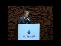 Prof.Dr. Mahmud Erol Kılıç - Modern Çağ ve İbn-i Arabî Sempozyumu (İstan...
