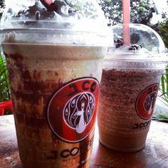 cafe avocado & chocomint