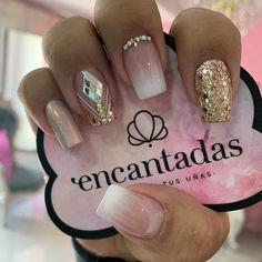Search for nails at SHEIN. Cute Toe Nails, Dope Nails, Swag Nails, White Nails, Pink Nails, My Nails, Gorgeous Nails, Pretty Nails, Perfect Nails