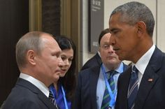 Obama Threatens War With Russia For Political Points