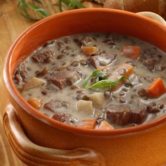 Soup Recipes, Healthy Recipes, Cheeseburger Chowder, Healthy Eating, Healthy Food, Curry, Food And Drink, Dishes, Ethnic Recipes