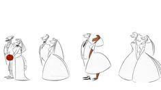I like Anne Telnaes animated work.